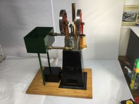 SOLD  HENRIKKI Hot (Stirling) Air Engine
